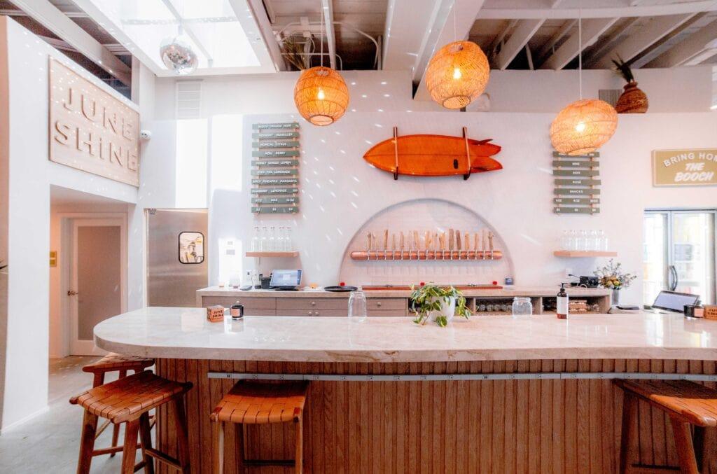 Juneshine Santa Monica Bar