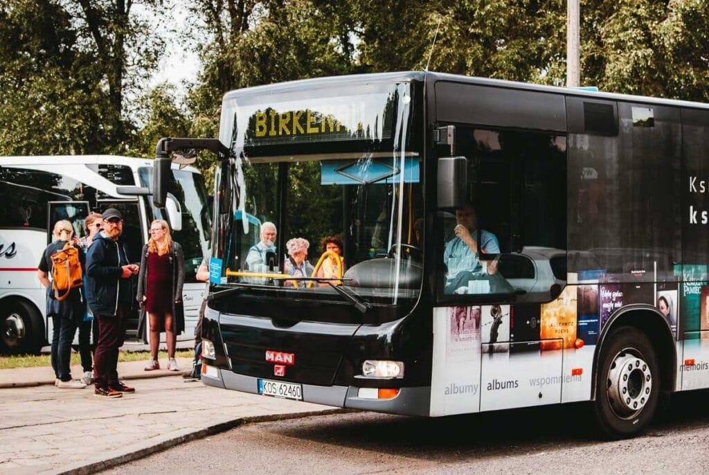 Auschwitz to Birkenau Shuttle