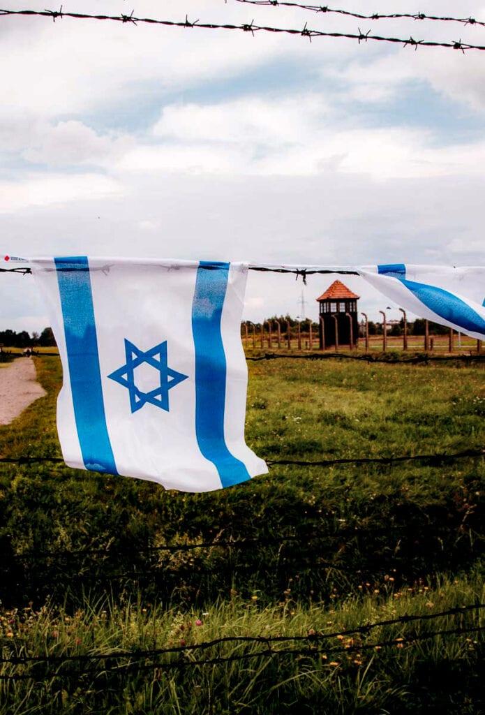 Touring Auschwitz and Birkenau