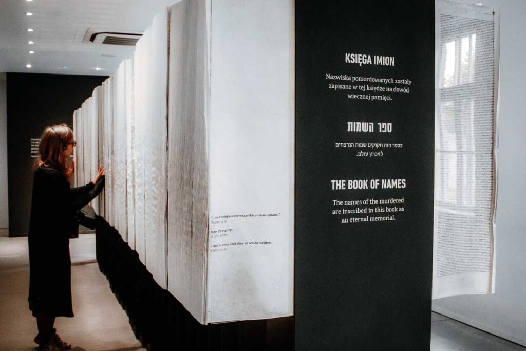 The Book of Names at Auschwitz - 4 million names of Holocaust victims